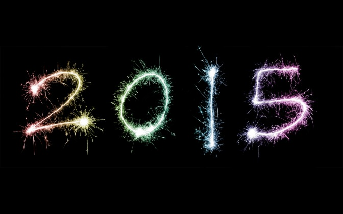 Welcome to 2015!