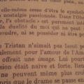 Extract of advanced French text