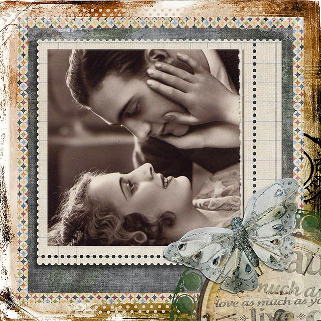 photographie romantique couple